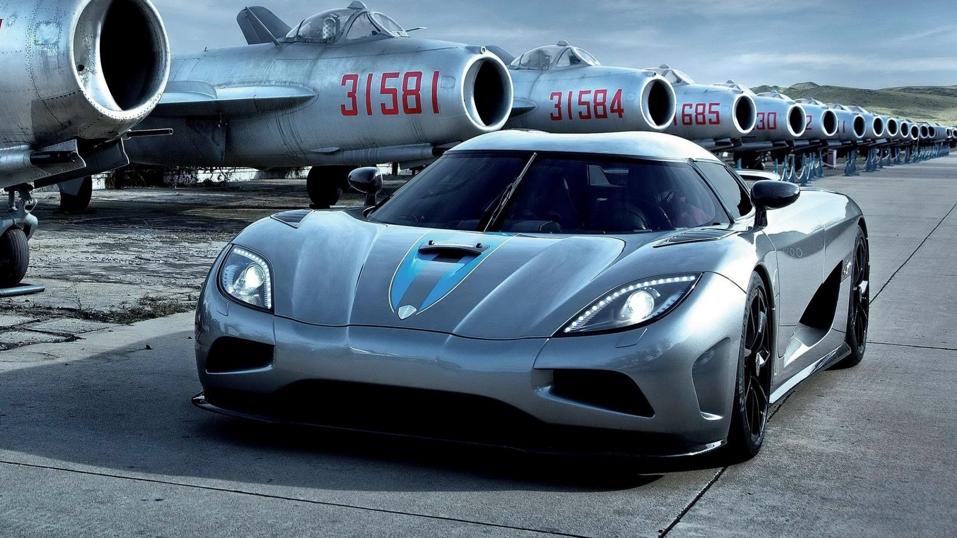 Gentil Koenigsegg, Auto, Car