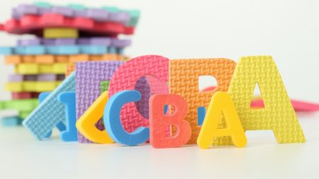letters, toys, learning
