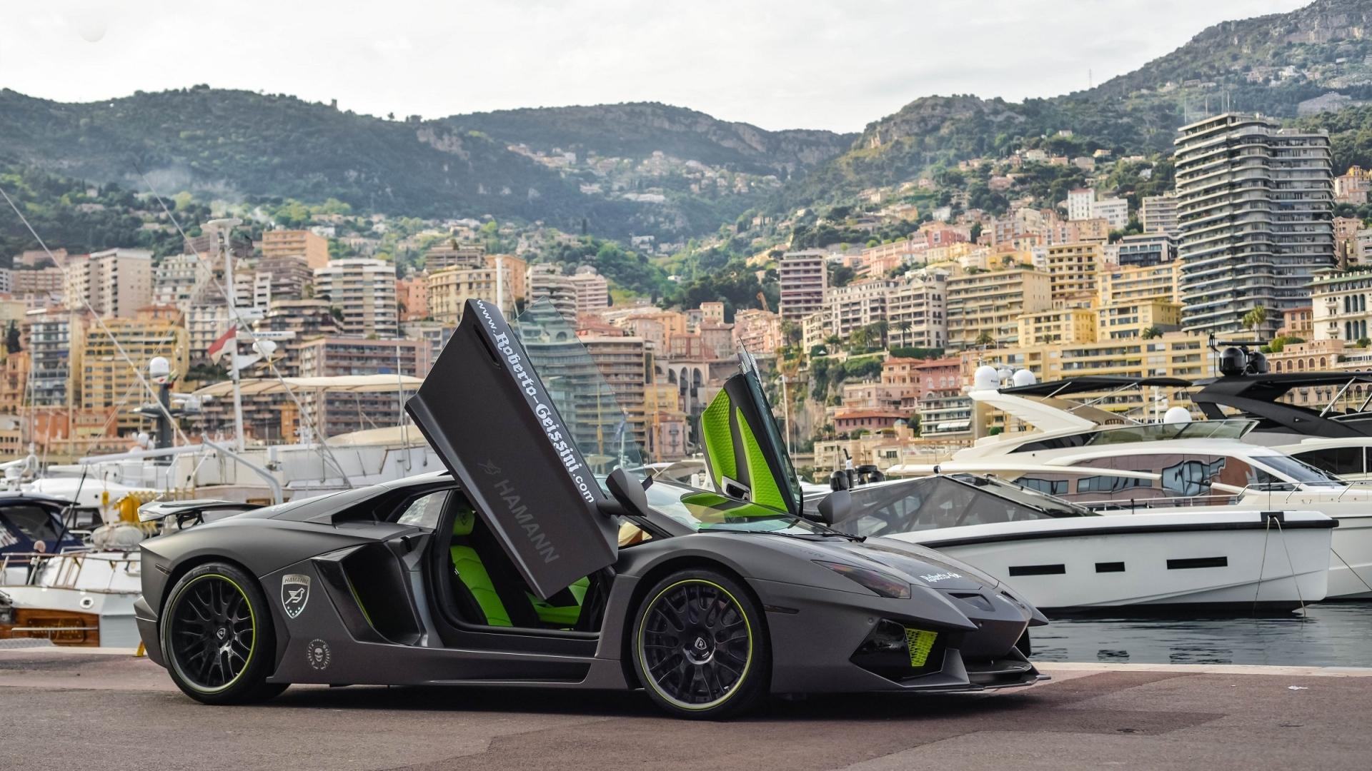 Lp700 4, Lamborghini, Aventador