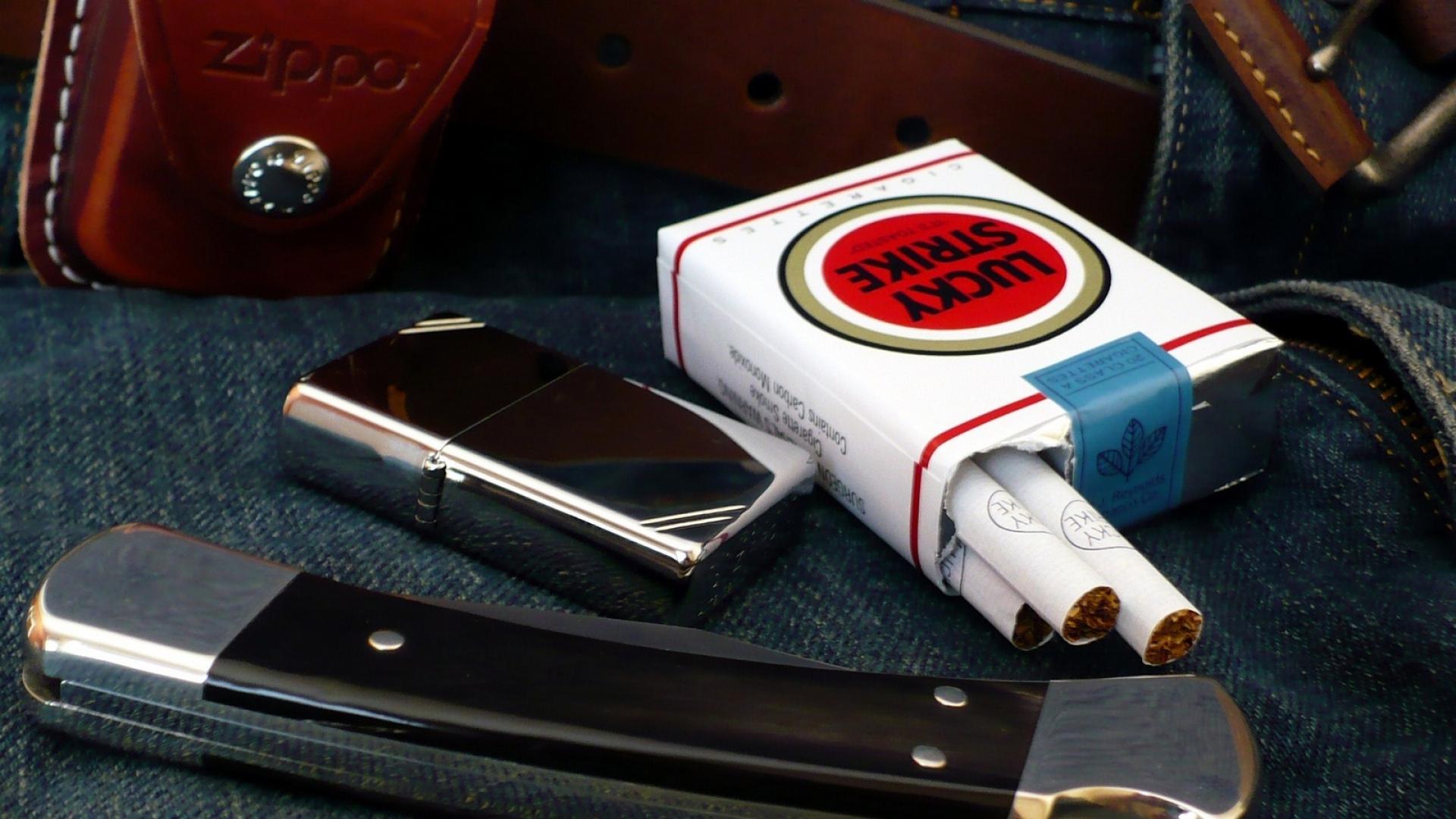 Lucky Strike Cigarettes Company