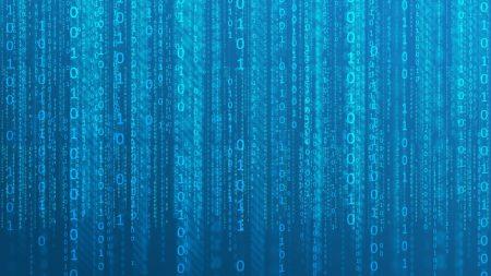 matrix, numbers, code