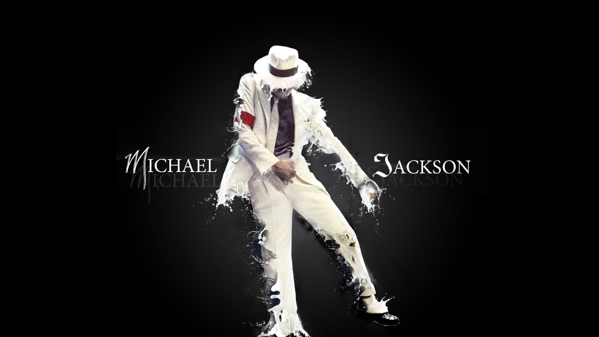 Download Wallpaper 1920x1080 michael jackson, hands, suit ...