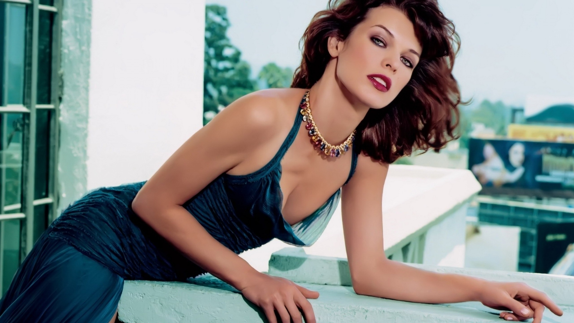 Celebrity Milla Jovovich nude (21 foto and video), Ass, Is a cute, Feet, cleavage 2017