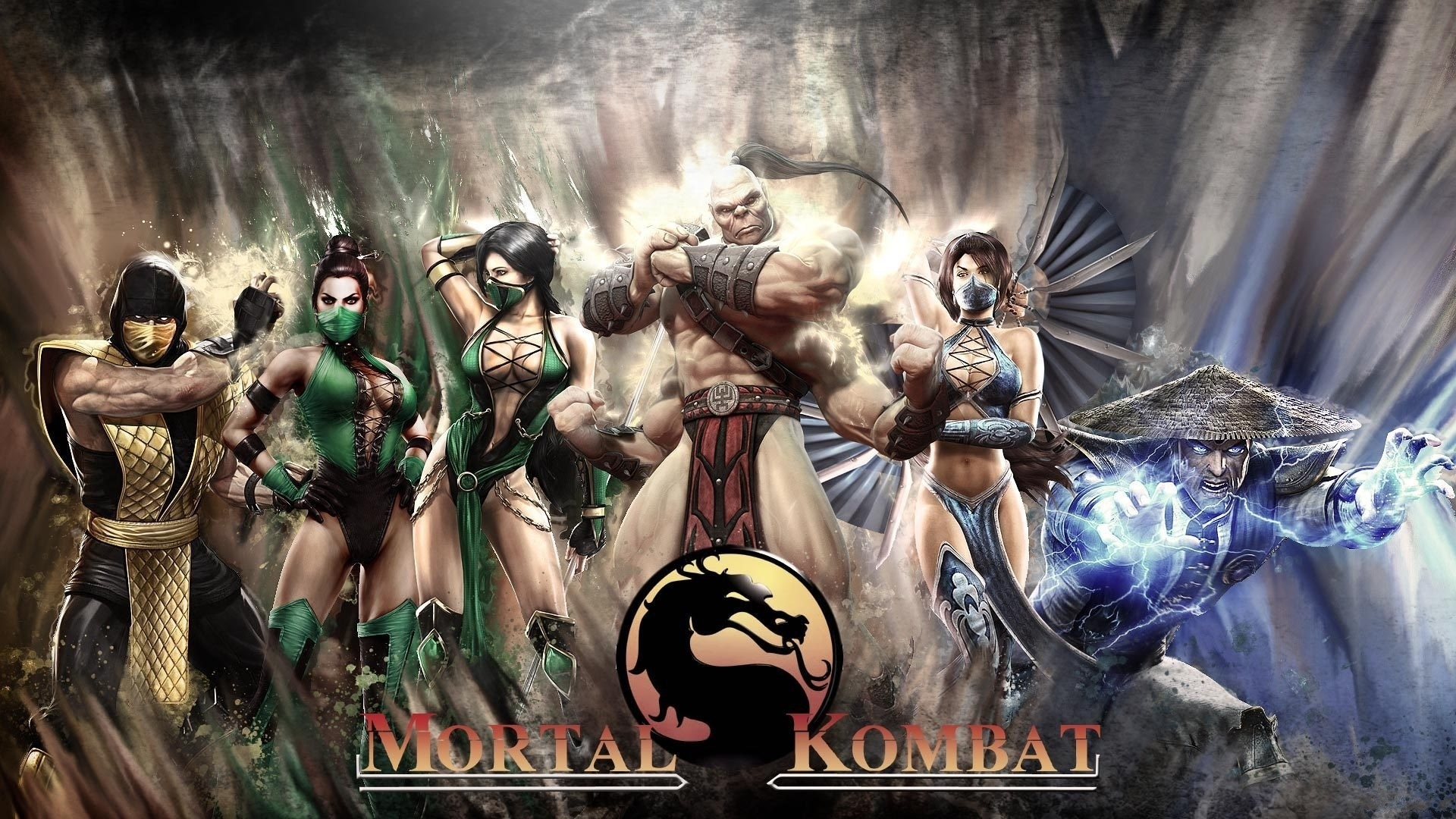 And pictures names characters kombat mortal