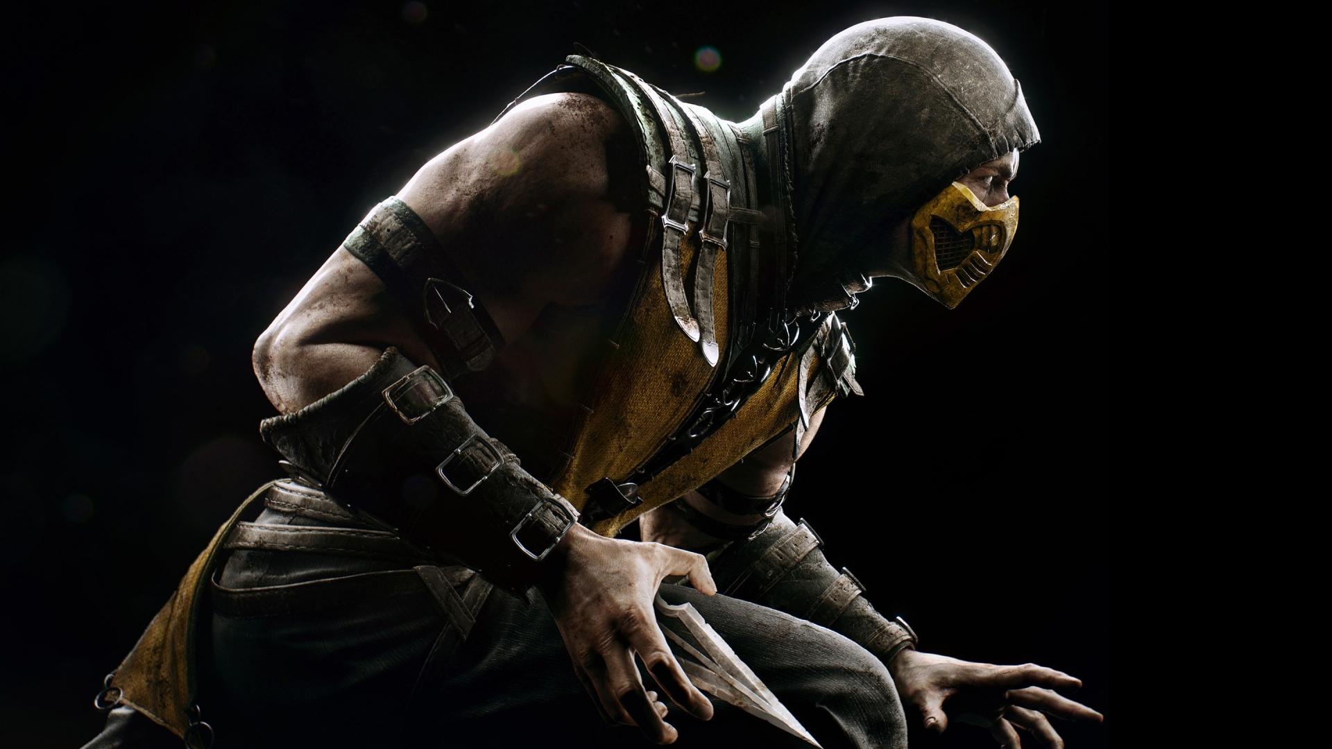 Mortal Kombat Scorpion Hero