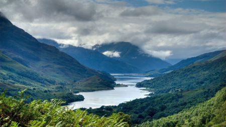 mountains, height, scotland