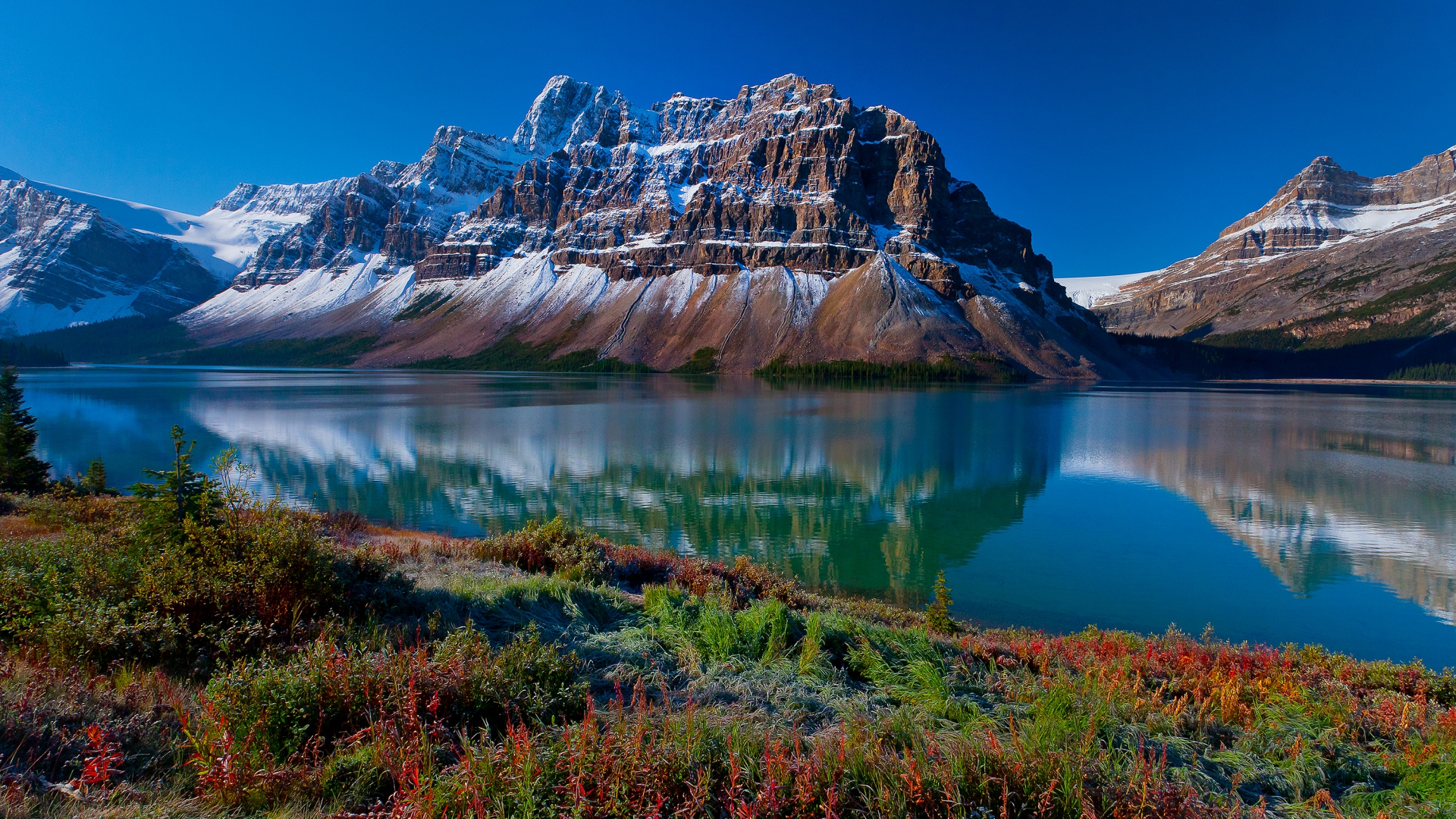 Landscape Hd Wallpapers 1080p: Download Wallpaper 1920x1080 Mountains, Nature, River