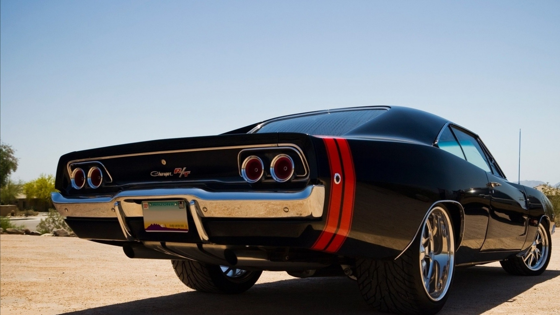 Download Wallpaper 1920x1080 muscle cars, dodge, dodge charger ...