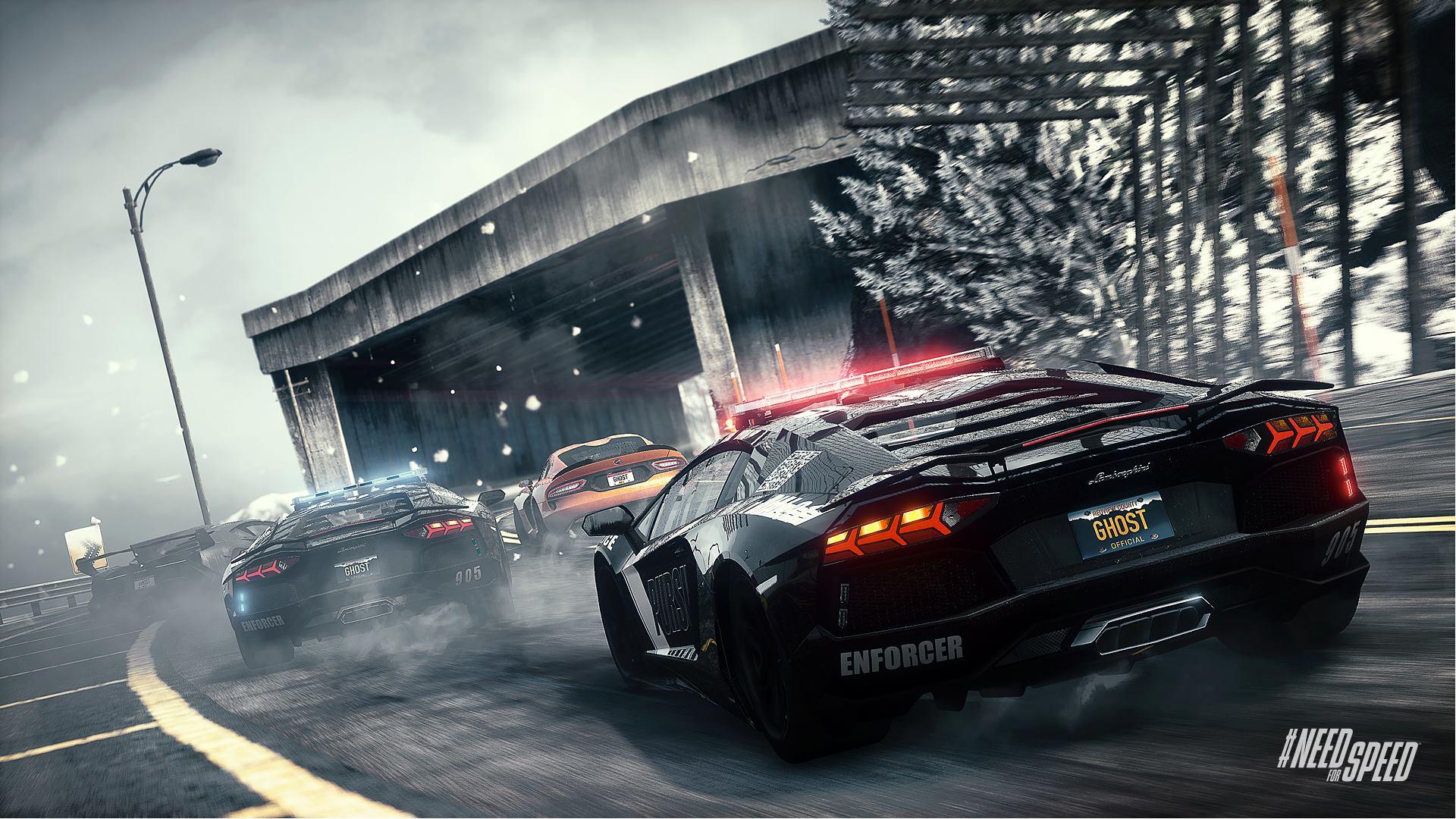 Need For Speed Rivals Lamborghini Aventador Veneno