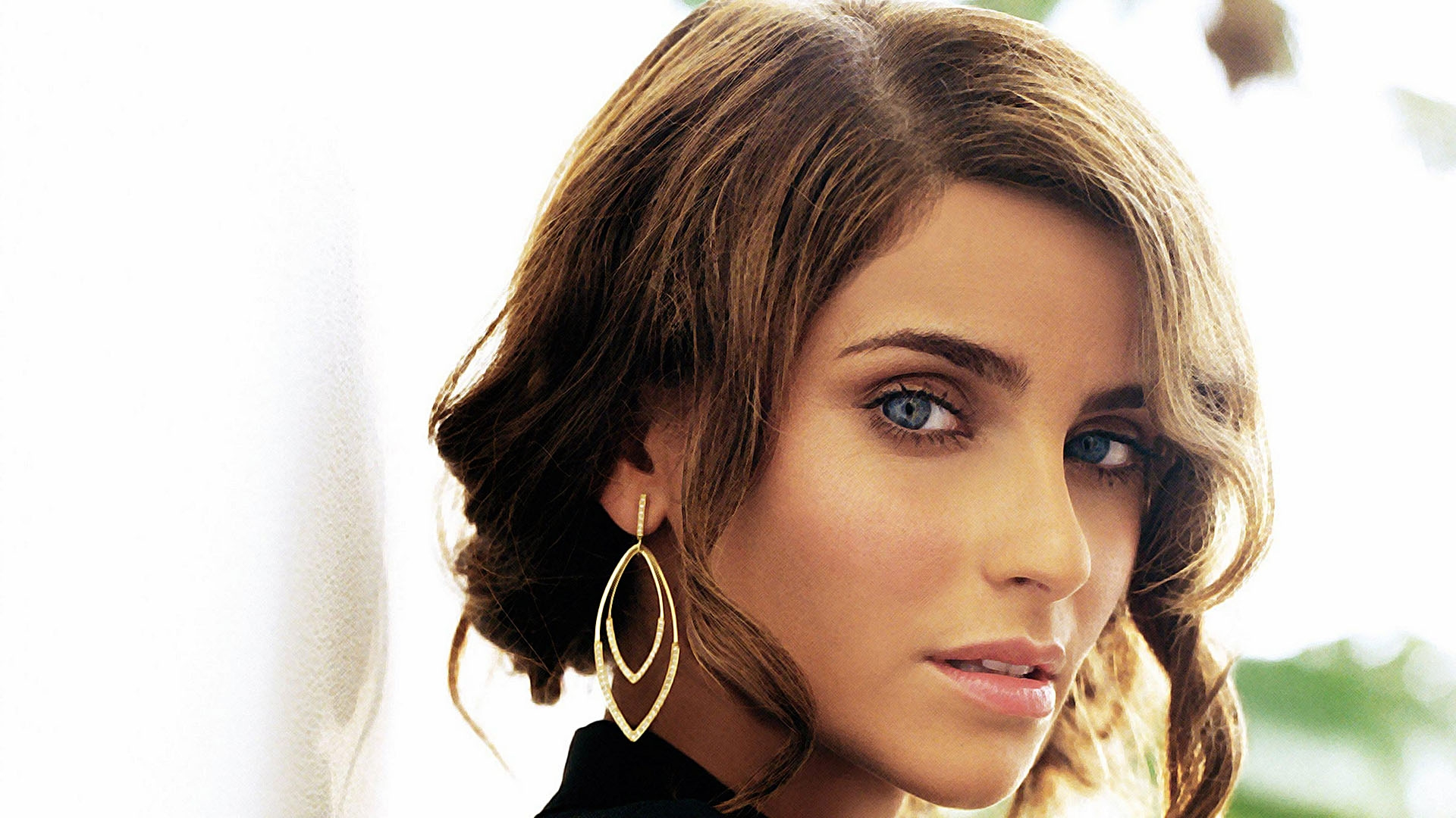 Download Wallpaper 1920x1080 Nelly Furtado Haircut