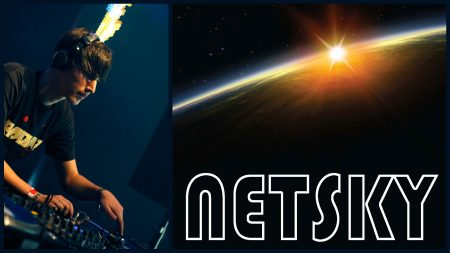 netsky, man, earth