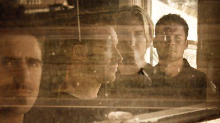 nickelback, band, faces