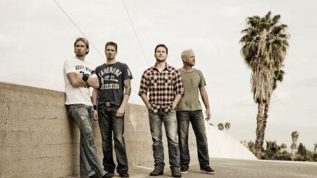 nickelback, band, members