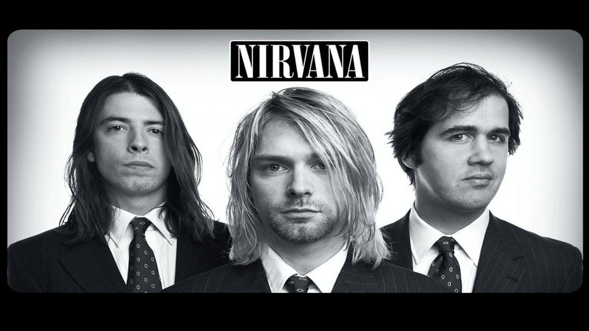 Nirvana Band Members Suits Look 2401 1920x1080