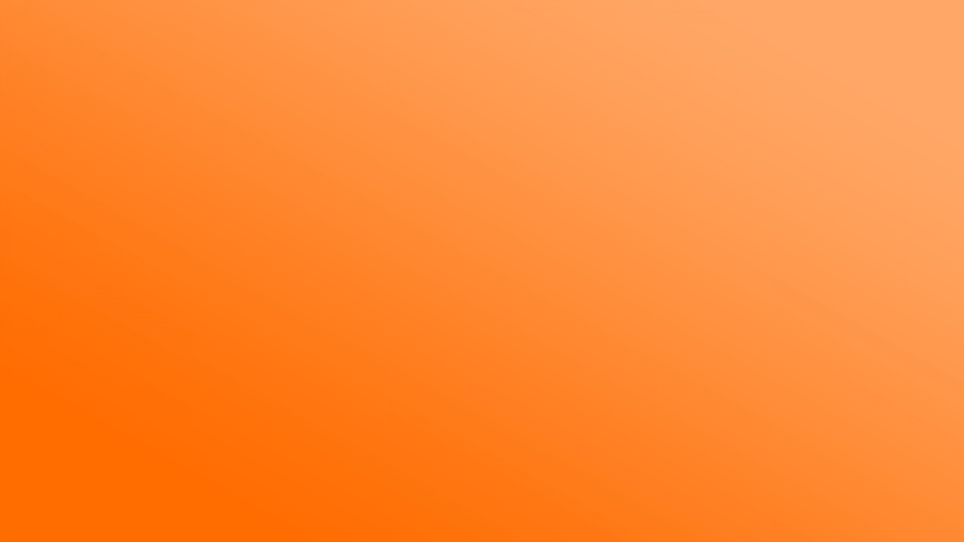Download Wallpaper 1920x1080 orange, white, solid
