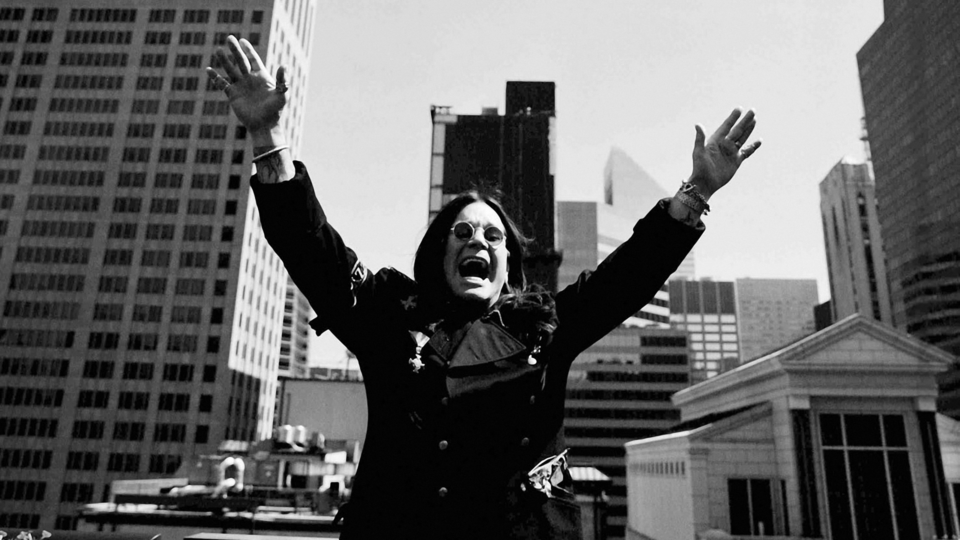 Ozzy Osbourne Joy City