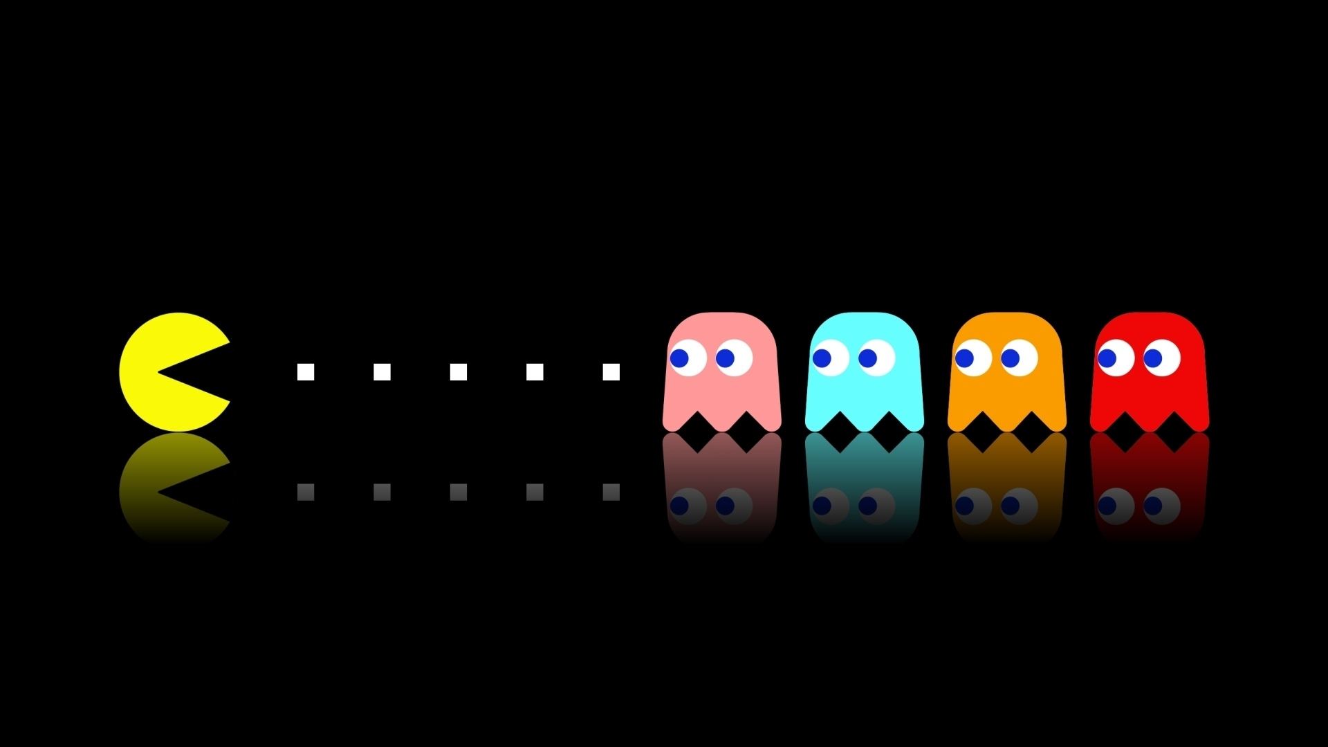 Download wallpaper 1920x1080 pacman game multi colored eating get the latest pacman game multi colored news pictures and videos and learn all about pacman game multi colored from wallpapers4u your wallpaper voltagebd Image collections