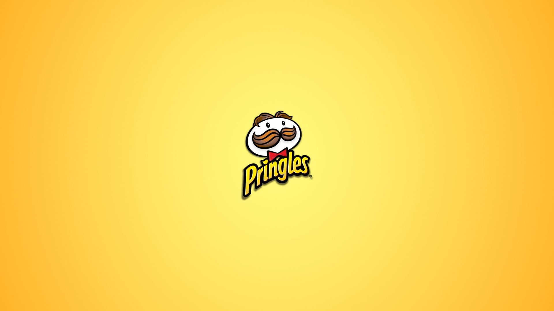 post  pringles logo chips
