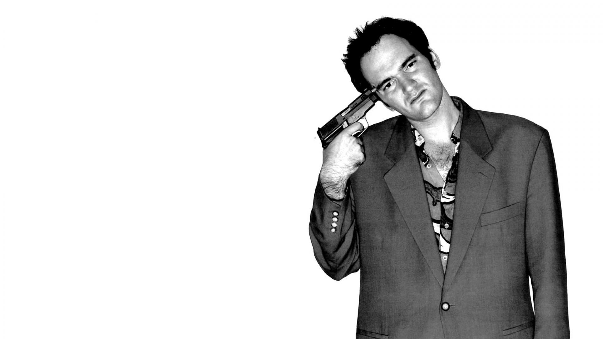 Download Wallpaper 1920x1080 Quentin Tarantino Actor