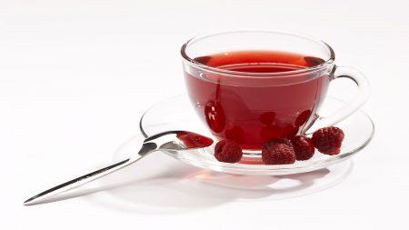 raspberry, tea, berry