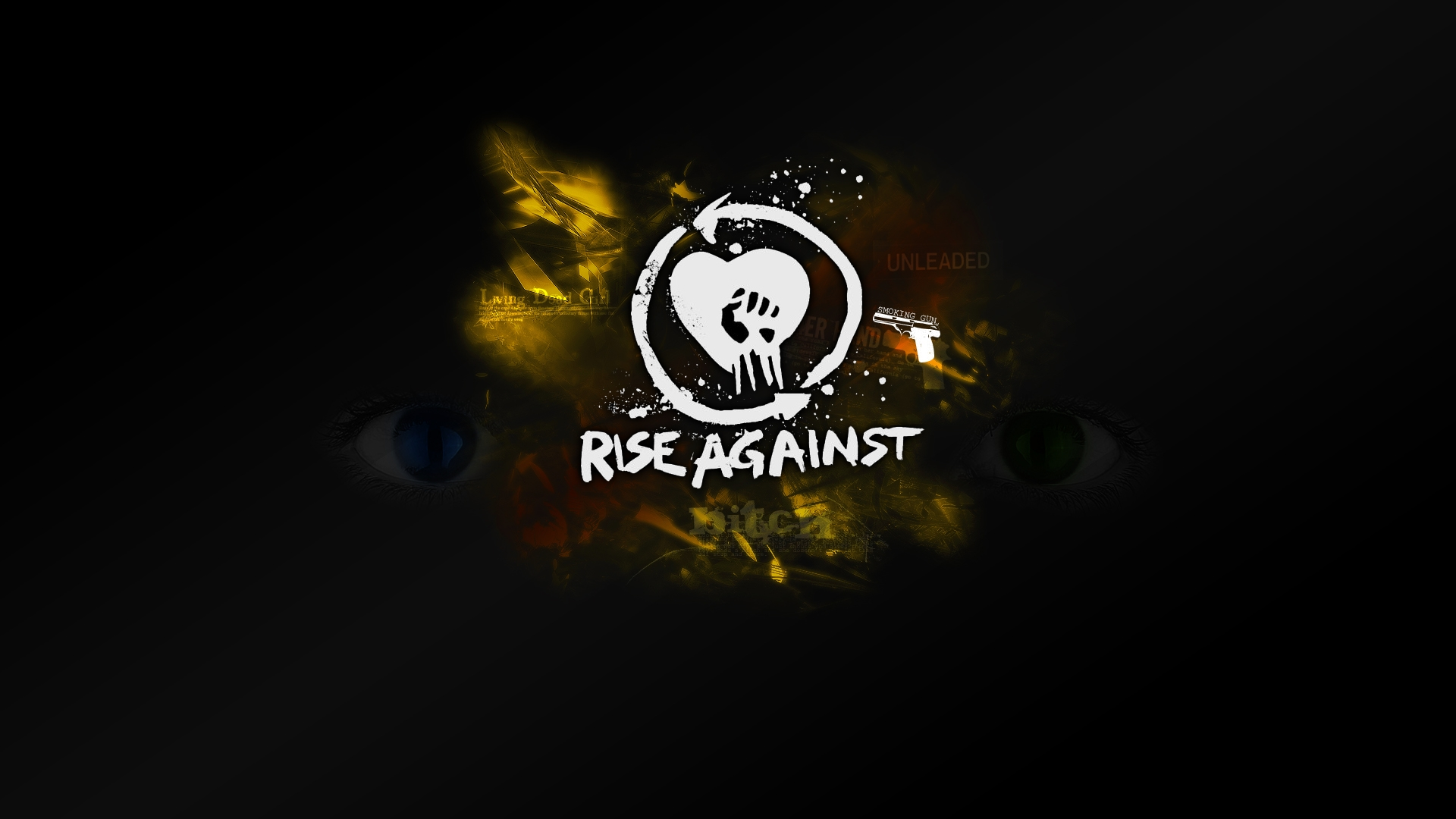 Rise Against Name Symbol