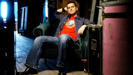 rob thomas, armchair, suitcase