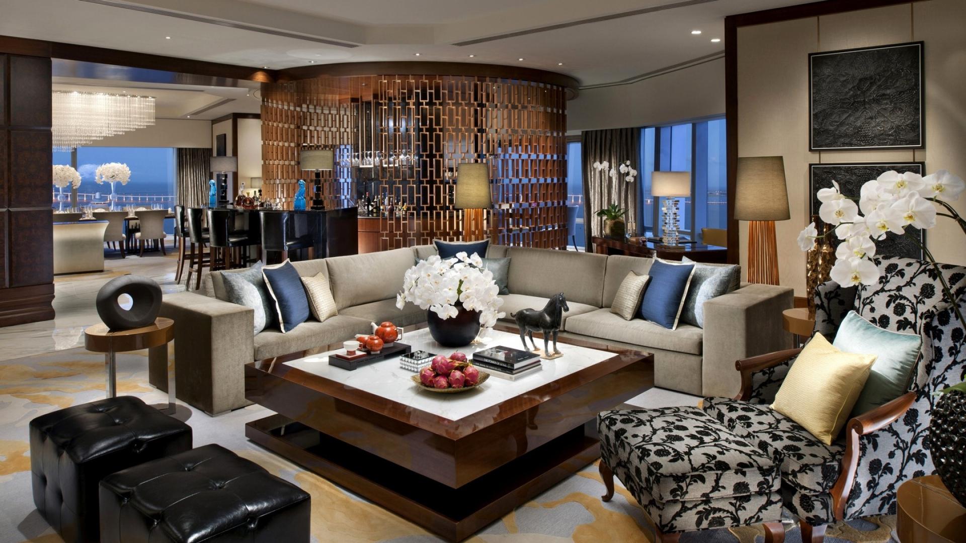 Download wallpaper 1920x1080 room interior design for Comfort room interior designs
