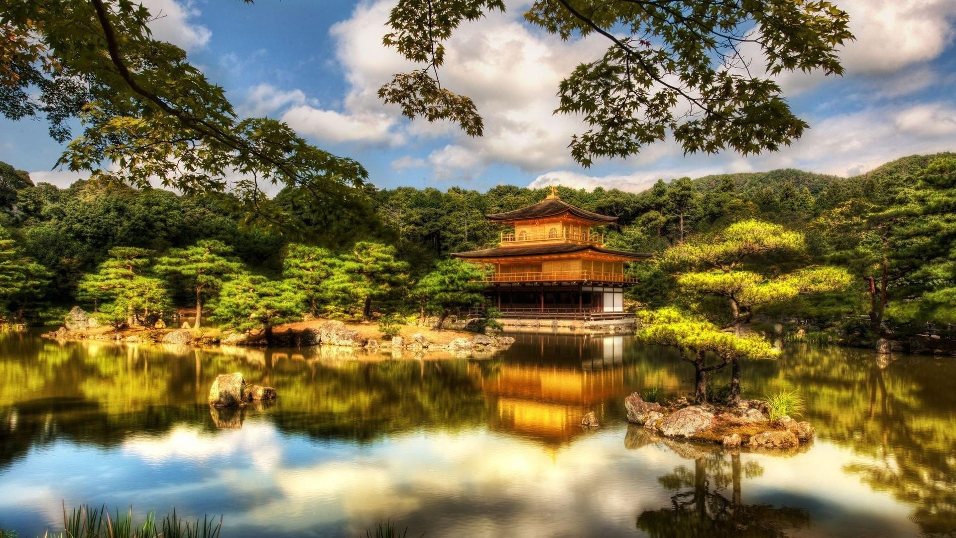 Ryoanji Zen Garden Japan Mirabell