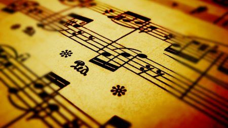sheet music, sheet, music