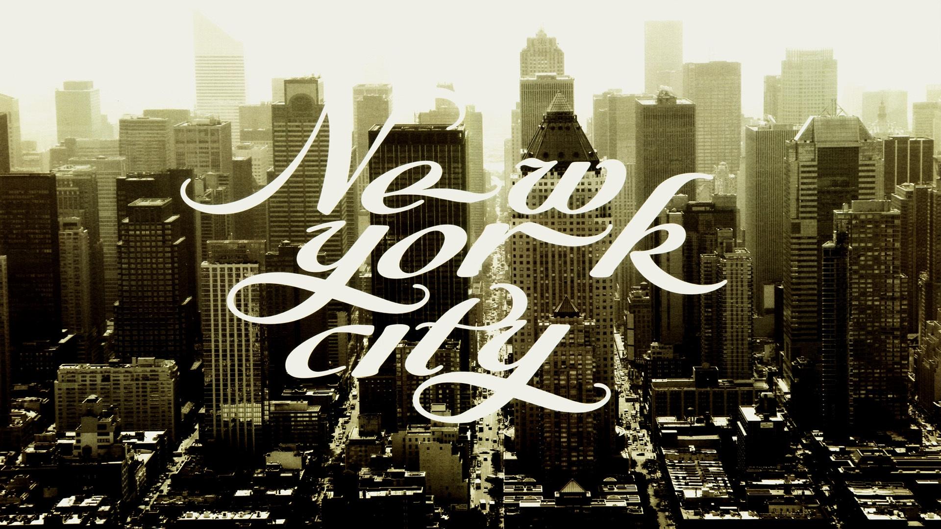 Download wallpaper 1920x1080 sign retro new york full hd 1080p hd background - Wallpaper 1080p new york ...