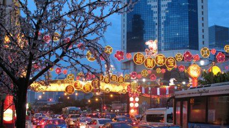 singapore, holiday, chinatown