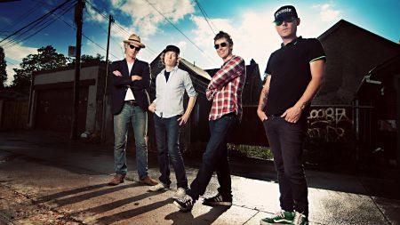 sloan, band, street