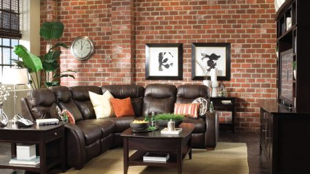 sofa, furniture, walls