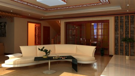 sofa, living room, furniture