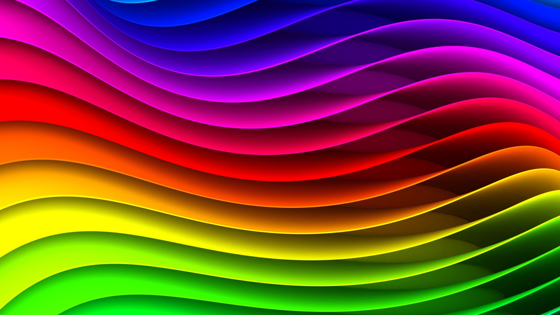 download wallpaper 1920x1080 spectrum rainbow background