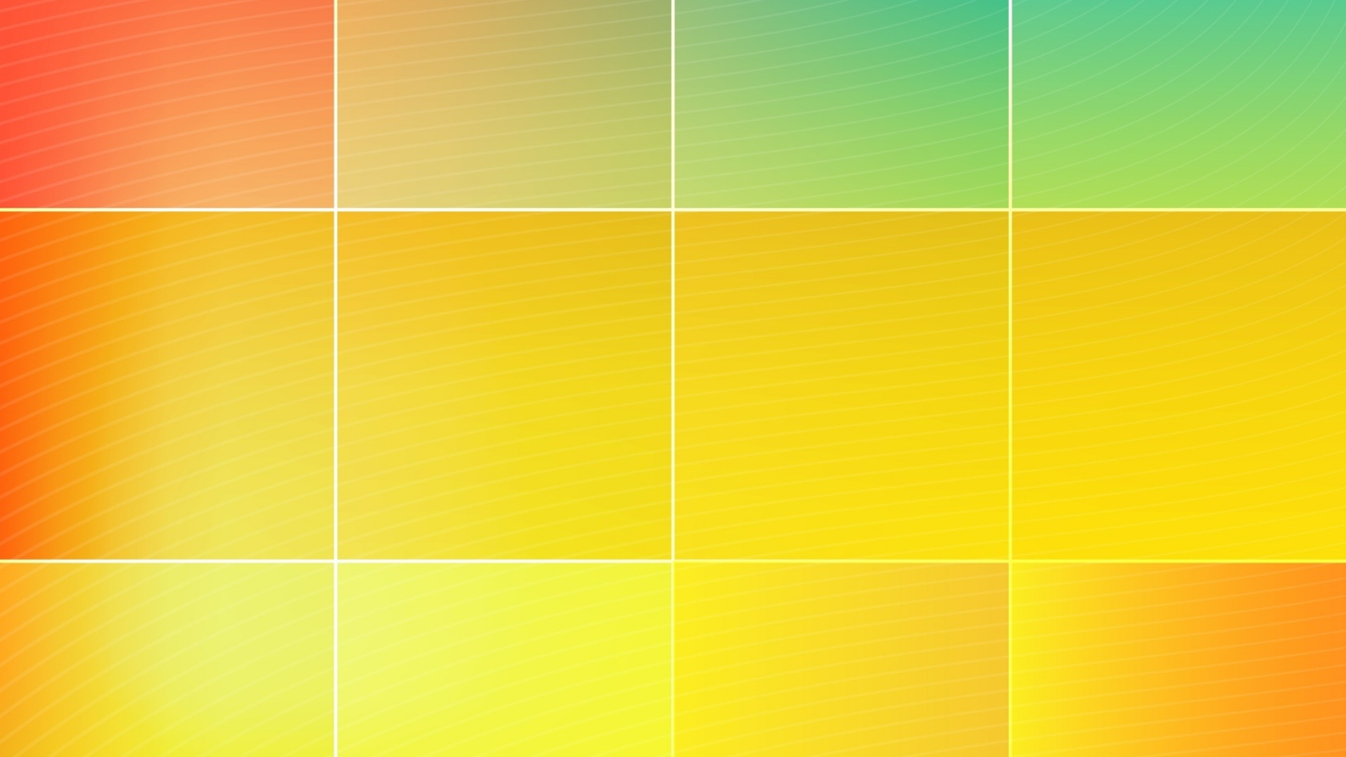 download wallpaper 1920x1080 squares texture yellow red