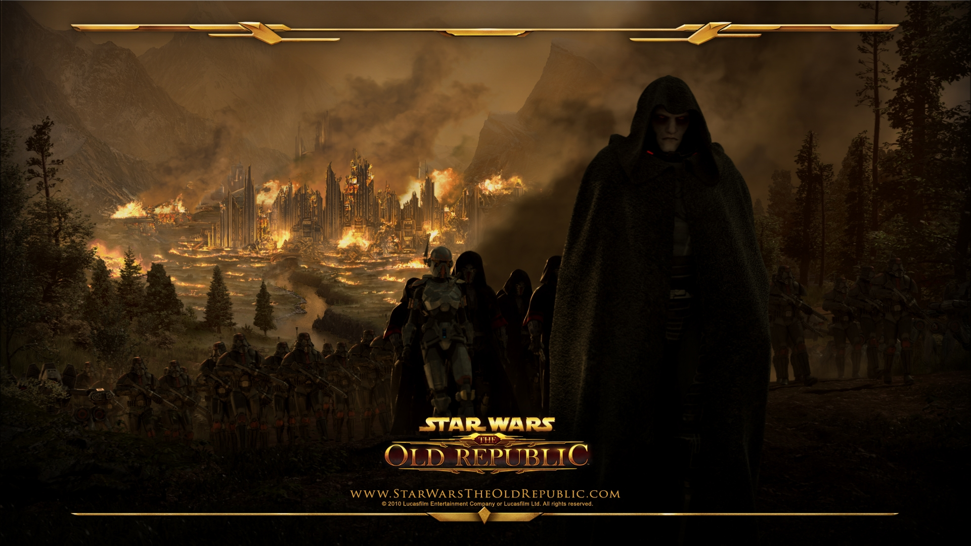 download wallpaper 1920x1080 star wars the old republic, wildfire