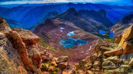 stones, mountains, beautiful