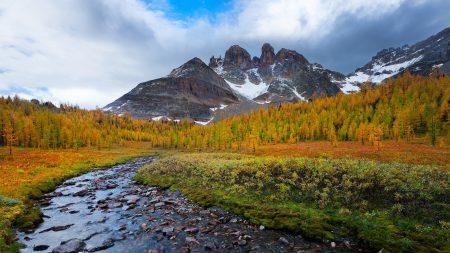 stones, mountains, beautiful scenery