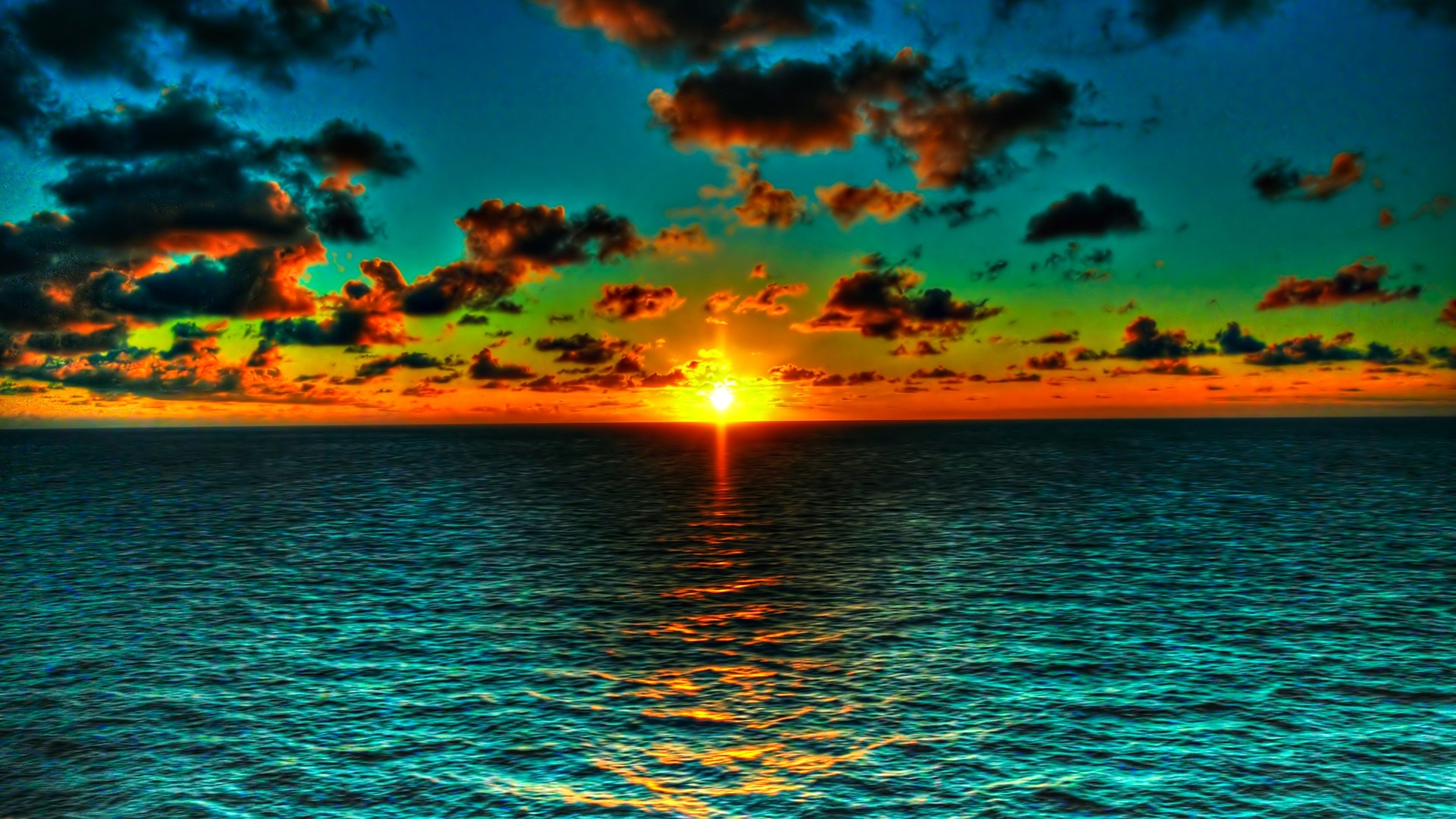 Download wallpaper 1920x1080 sun clouds horizon sea water get the latest sun clouds horizon news pictures and videos and learn all about sun clouds horizon from wallpapers4u your wallpaper news source thecheapjerseys Choice Image