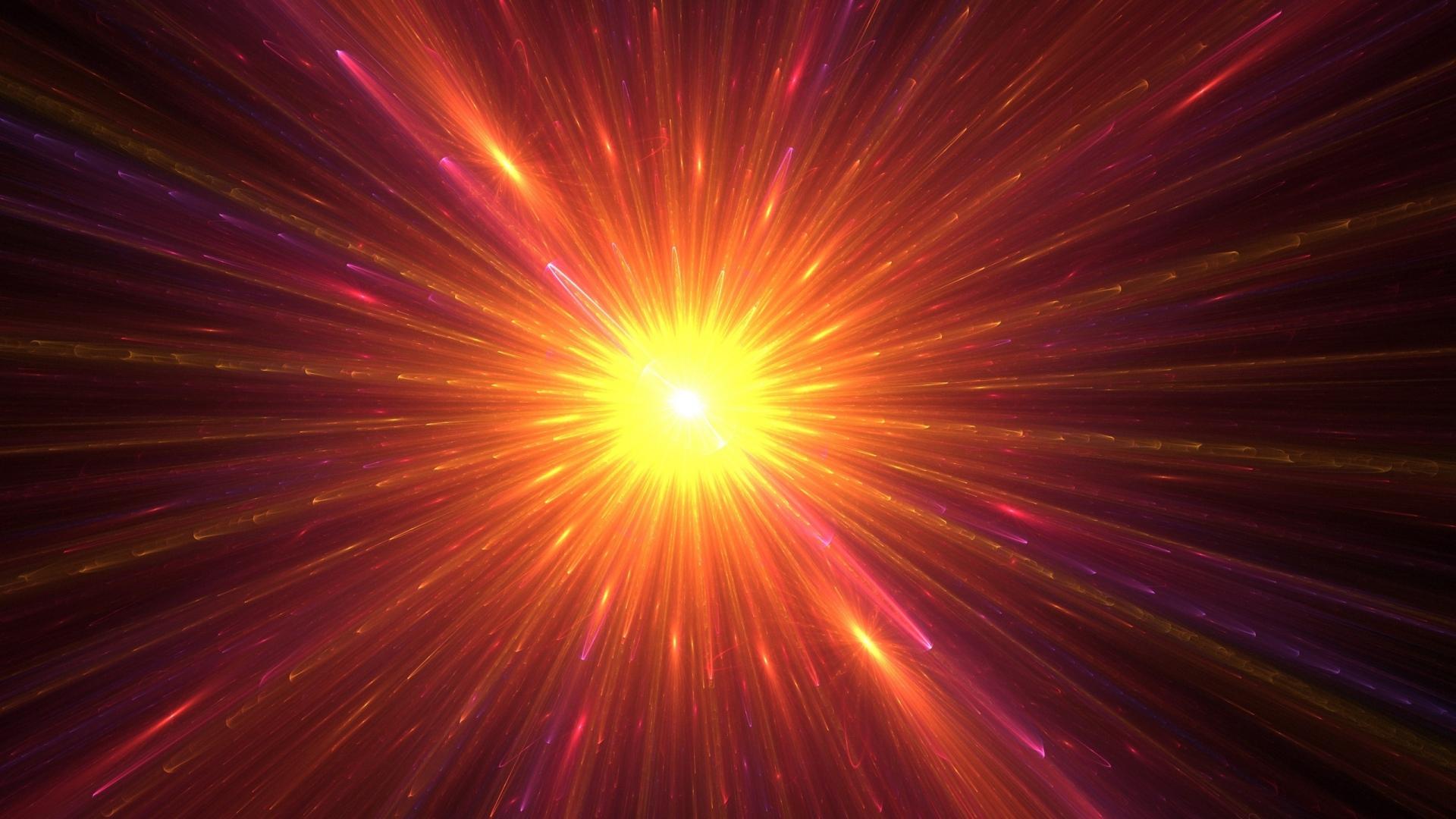 download wallpaper 1920x1080 sun light rays striking