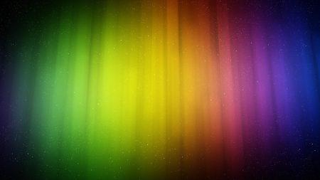 surface, rainbow, lines