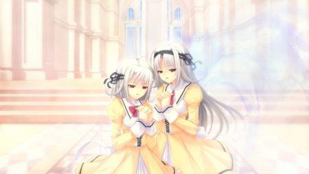 tenshi no hane wo fumanaide, girl, dress