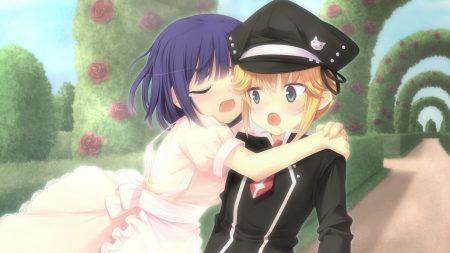 tenshi no hane wo fumanaide, girl, hug