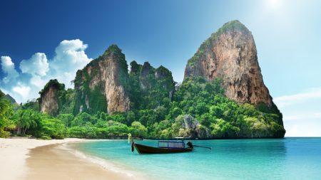 thailand, sea, ocean
