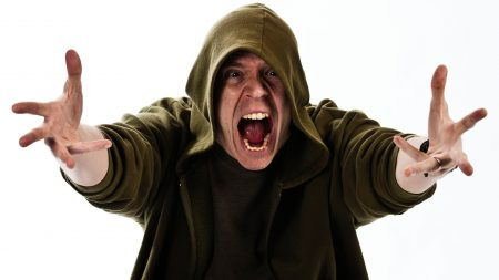 the devin townsend band, emotions, mouth