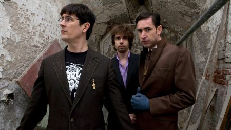 the mountain goats, band, jackets