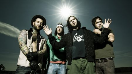the used, sun, tattoo