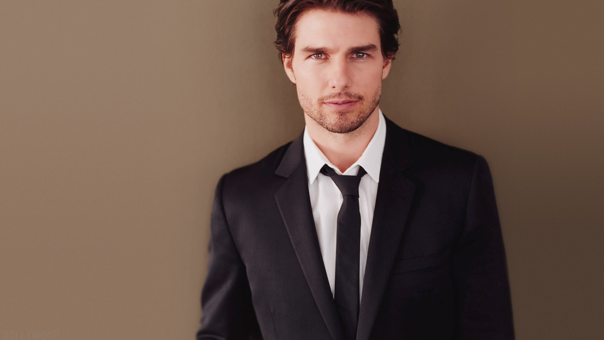 download wallpaper 1920x1080 tom cruise, tuxedo, tie, actor full hd