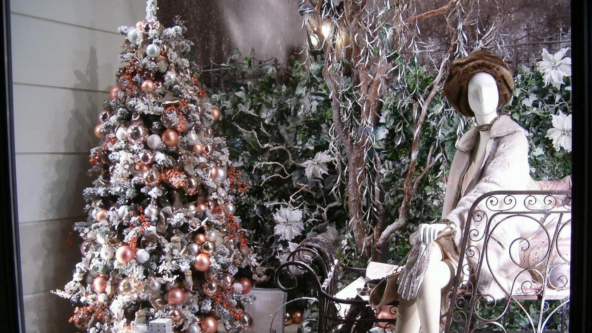 tree, christmas decorations, dummy
